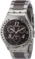 Swatch Women's Preview Collection YCS526G Two-Tone Stainless-Steel Swiss Quartz Watch with Dial