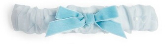 Lesy Embroidered Bow Headband