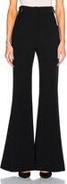 Proenza Schouler Stretch Wool Flared Pants