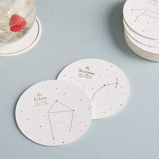 west elm Paper Celestial Coasters