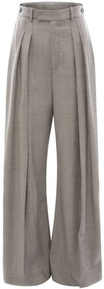 J.W.Anderson high waisted wide leg trousers