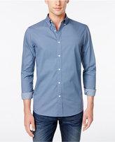 Michael Kors Men's Braden Dot-Pattern Button-Down Shirt