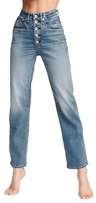 Rag & Bone Jane Super High-Rise Cigarette Jeans