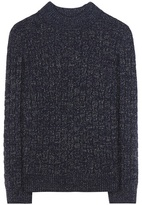 A.P.C. Shelley Metallic Wool-blend Sweater