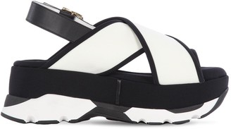 Marni 50mm Neoprene Sandals