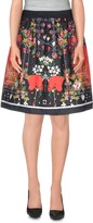 Piccione Piccione Knee length skirts - Item 35287412