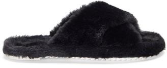 Vince Camuto Kortendie Faux Fur Slide - Code: STEAL50