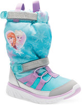 Stride Rite Little Girls' or Toddler Girls' Made2Play Frozen Sneaker Boots