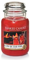 Yankee Candle Cosy by the Fire Jar Candle - Large