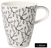 Villeroy & Boch Caffe club floral steam mug