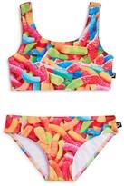 Terez Girls' Gummies 2-Piece Sport Swimsuit - Little Kid, Big Kid