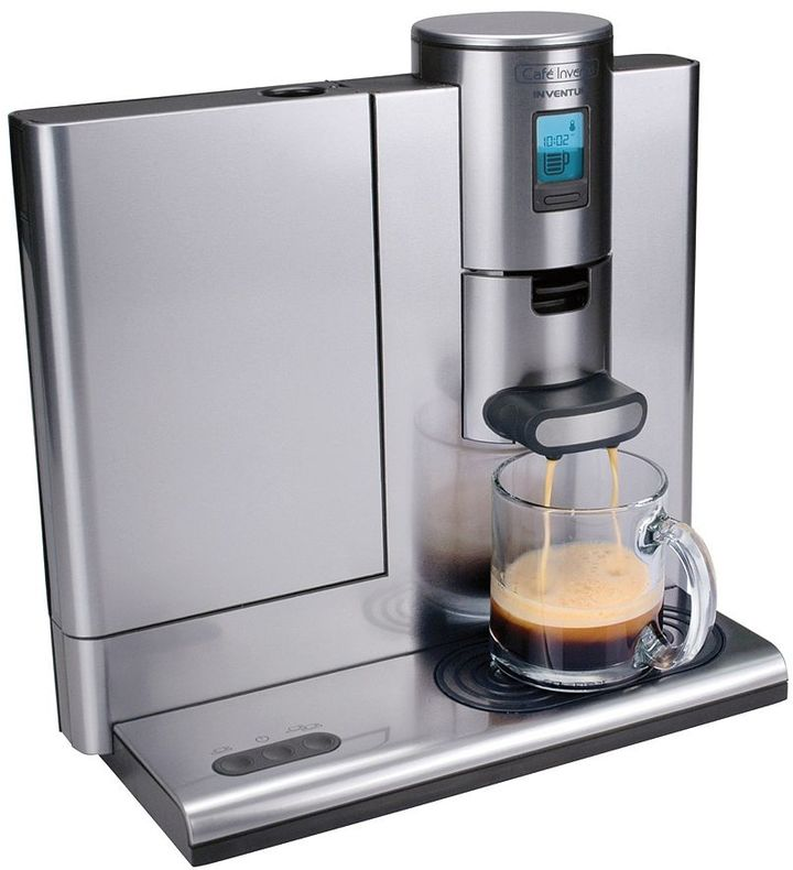 Inventum Programmable Single Serve Coffee Maker