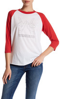 Project Social T Weekend Graphic Baseball Tee