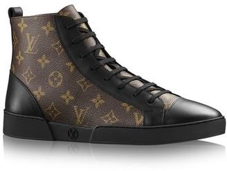 Louis Vuitton Match-Up Sneaker Boot