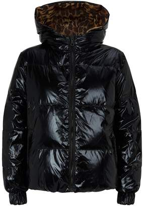 Alice + Olivia Durham Reversible Puffer Jacket
