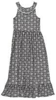 Crazy 8 Tile Maxi Dress