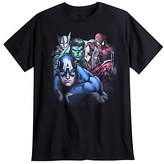 Disney Marvel's Avengers Tee for Men - Plus Size