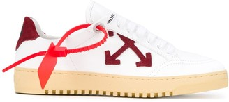 Off-White Arrows 2.0 leather sneakers