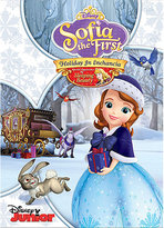 Disney Sofia the First: Holiday in Enchancia DVD