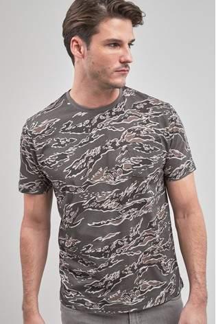 b567938f Khaki T-shirt Men - ShopStyle UK