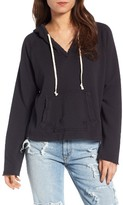 Joe's Jeans Women's Rowen Distressed Hoodie