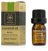 Apivita NEW Essential Oil - Basil 5ml Womens Skin Care