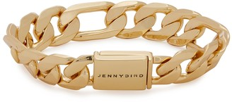 Jenny Bird The Landry 14kt gold-dipped chain bracelet