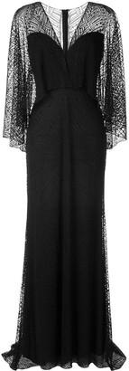 Tadashi Shoji Gothic Evening Dress