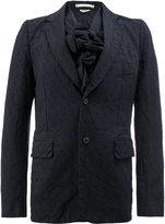 Comme des Garcons bow tie detail jacket