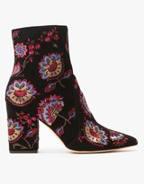 Loeffler Randall Isla Embroidered Boot