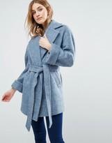 Helene Berman Yummy Tie Waist Coat