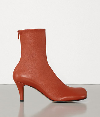 Bottega Veneta Ankle Boots In Nappa