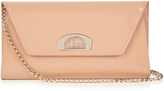 Christian Louboutin Vero Dotat patent-leather clutch