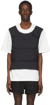 Sankuanz SSENSE Exclusive White Harness T-Shirt
