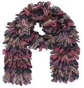 Missoni Patterned Wool Scarf
