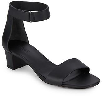 Vince Rita Leather City Sandals