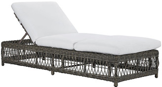 Lane Venture Mystic Harbor Outdoor Chaise - French Gray