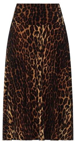 Thumbnail for your product : Norma Kamali Midi skirt