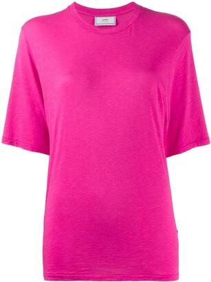 Ami Paris lightweight oversized T-shirt