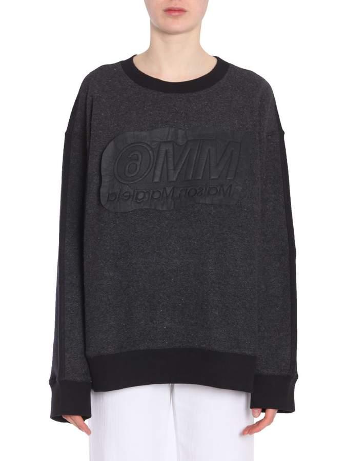 MM6 MAISON MARGIELA Oversize Fit Sweatshirt