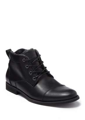 Blondo Bill Cap Toe Faux Fur Chukka Boot