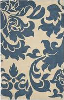 Safavieh MSR4546A-4 Martha Stewart Collection Handmade Wool Area Rug