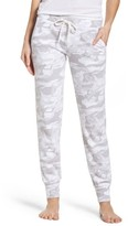 Monrow Women's Camo Lounge Sweatpants