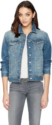 True Religion Women's Trucker Jacket