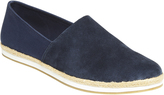 Oxford Houston Kidsuede/Canvas Nvy X