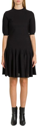 Givenchy Short Dress In Knit