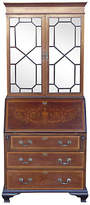 One Kings Lane Vintage Secretaire Bookcase with Inlays