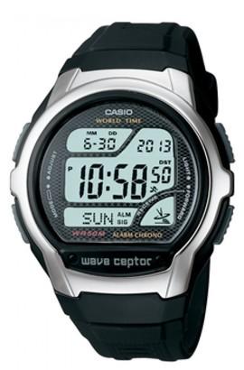 Casio Men's Digital Watch with Resin Strap WV-58U-1AVES