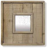 Napa Home and Garden Wood Panel Mirror