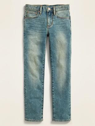 Old Navy Built-In-Flex Light-Wash Skinny Jeans for Boys